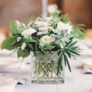 Reception Venue: Jefferson Underground  Event Planner: Katie Saeger Events  Floral Designer: Peacock Blooms Floral Designs