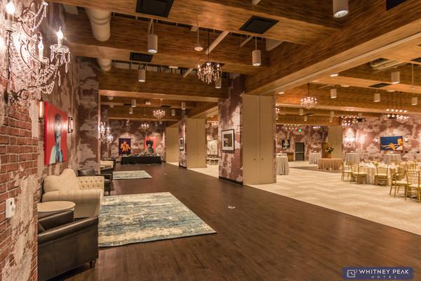 Whitney Peak Hotel Reno Nv Wedding Venue
