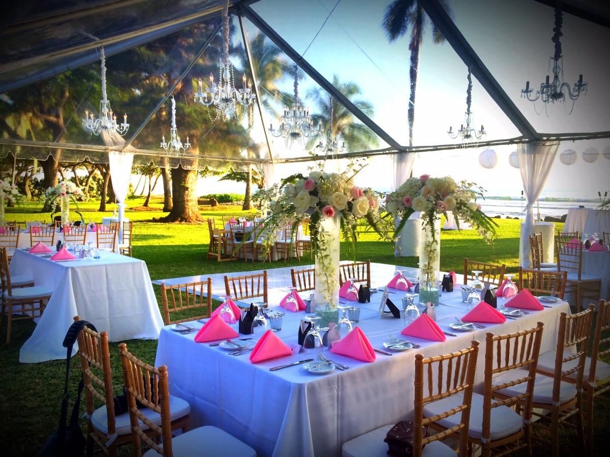 Paradise event rentals event rentals lahaina hi weddingwire junglespirit Gallery