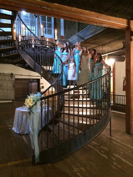 The Ice House Venue Jackson Ms Wedding Venue