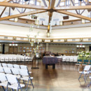 Ceremony Venue: Corpus Christi Catholic Christian Community Church   Floral Designer: Jenny B. Floral Design
