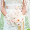 Dress Designer:Maggie Sottero  Floral Designer:Tre Bella, Inc.