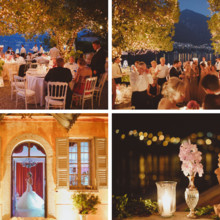 220x220 sq 1511893948823 romantic outdoor wedding on lake como with candles