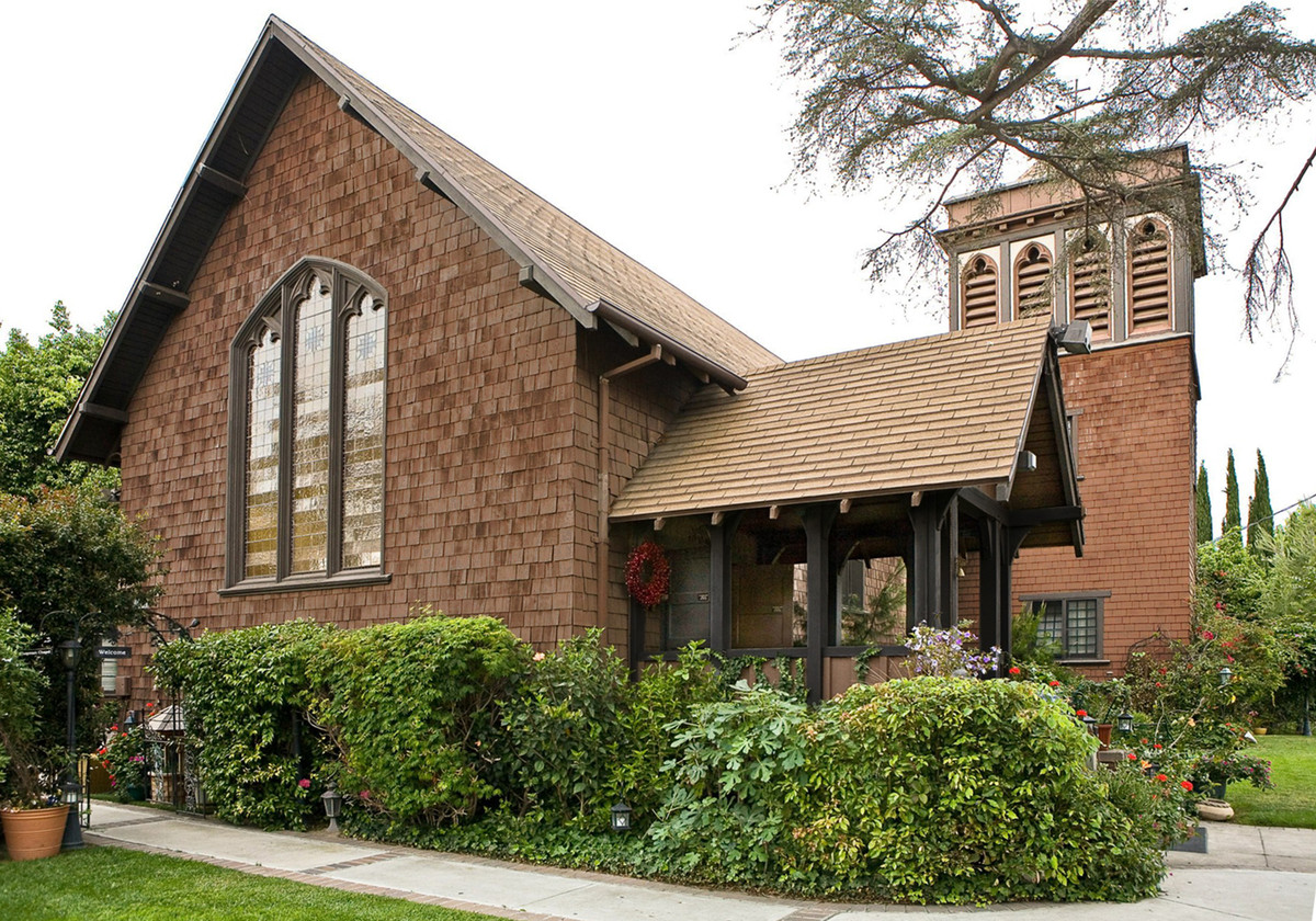 Wedding Chapels In Orange County