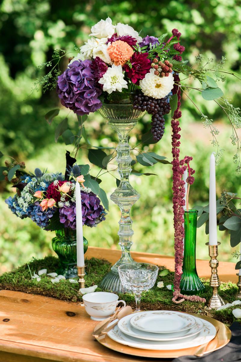 larkspur botanicals flowers dumont nj weddingwire. Black Bedroom Furniture Sets. Home Design Ideas