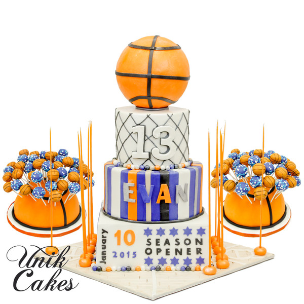 600x600 1432746520491 bar mitzvah basketball themed cake and cake pops