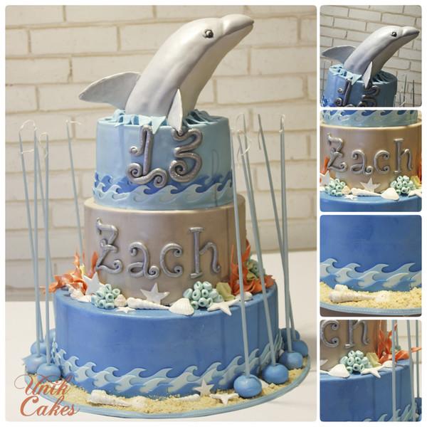 600x600 1432746620857 zack dolphin cake