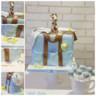 96x96 sq 1414180805508 giraffe baby shower cake