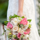 Dress Designer: Allure Bridals  Floral Designer: Mama Flowers, Inc.