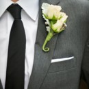 Groom and Groomsmen Attire: Jos. A. Bank  Floral Designer: Unique Floral Expressions