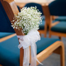 Ceremony Venue: The Olde Church of Saint Andrew  Floral Designer: Newtown Floral Company