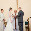 Ceremony Venue: The Olde Church of Saint Andrew  Ceremony Musicians:Bob Egan Entertainment