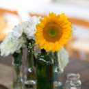 Venue: Kitchen Chicago  Event Planner: Brittany Cheves of Midwestern Bride  Floral Designer: The Flower Studio
