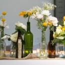 Venue:Kitchen Chicago  Event Planner: Brittany Cheves ofMidwestern Bride  Floral Designer: The Flower Studio