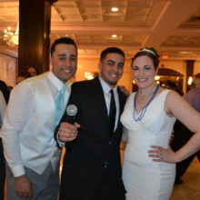 220x220 sq 1413820826763 dr and mrs. morales w  dj jonathan