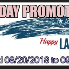 220x220 sq 1535392727741 laborday promo