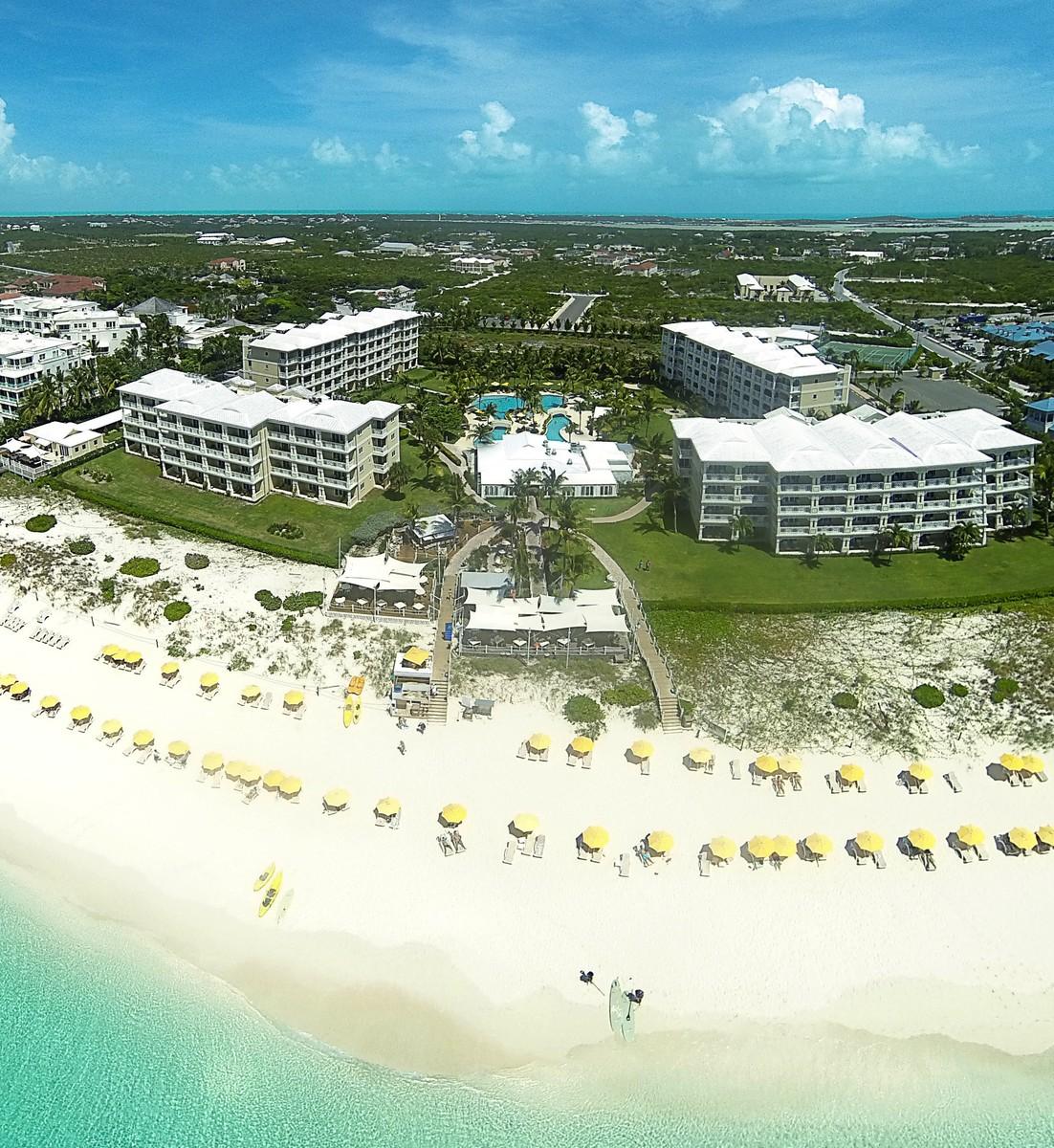 Alexandra Resort - Venue - Turks and Caicos Island ...