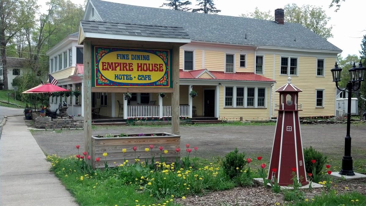 Empire House Restaurant Gilbertsville
