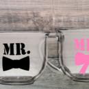 Mr. & Mrs. Mugs » Bride » Groom » Mr. and Mr. Mugs » Mrs. and Mrs. Mugs » Wedding » 3 Mug Options (Glass, White, Black) www.mychaidesigns.etsy.com www.mychaidesigns.com