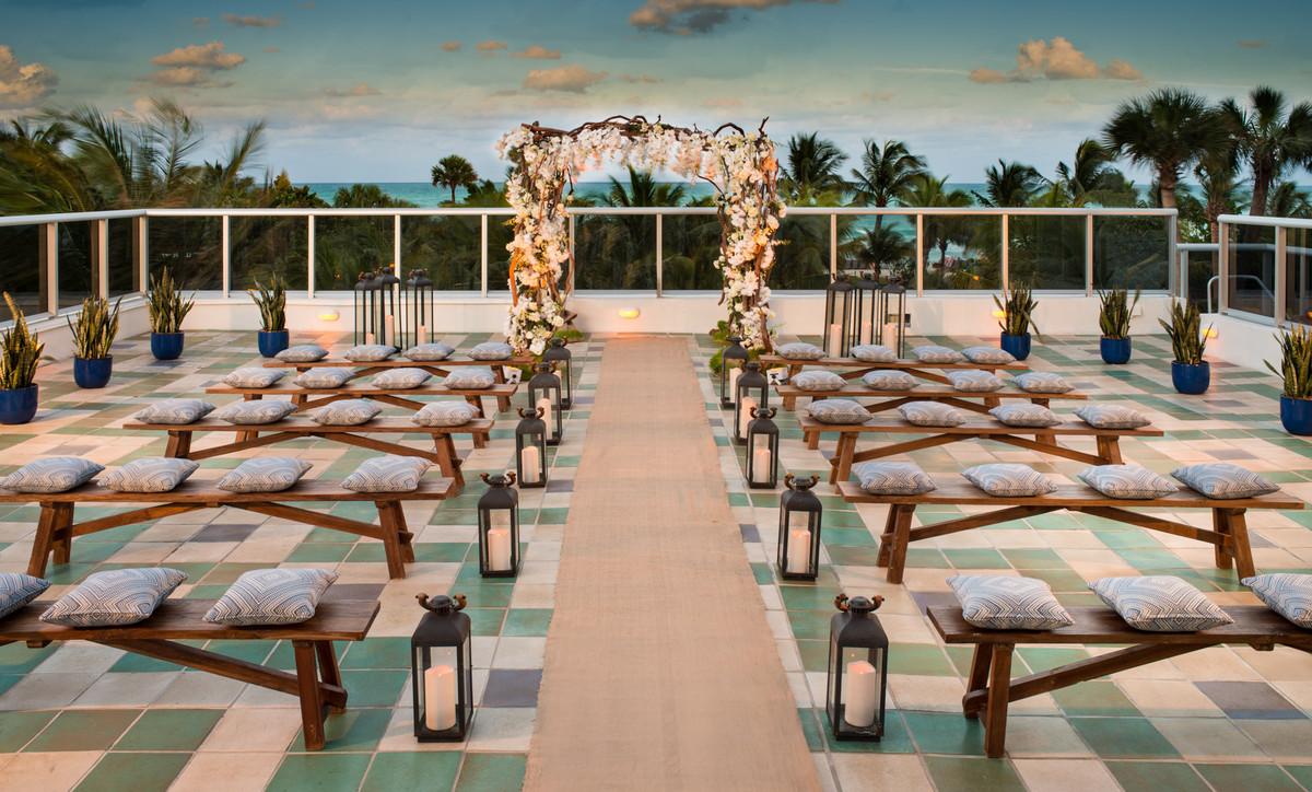 Thompson Hotels - Venue - Miami Beach FL - WeddingWire