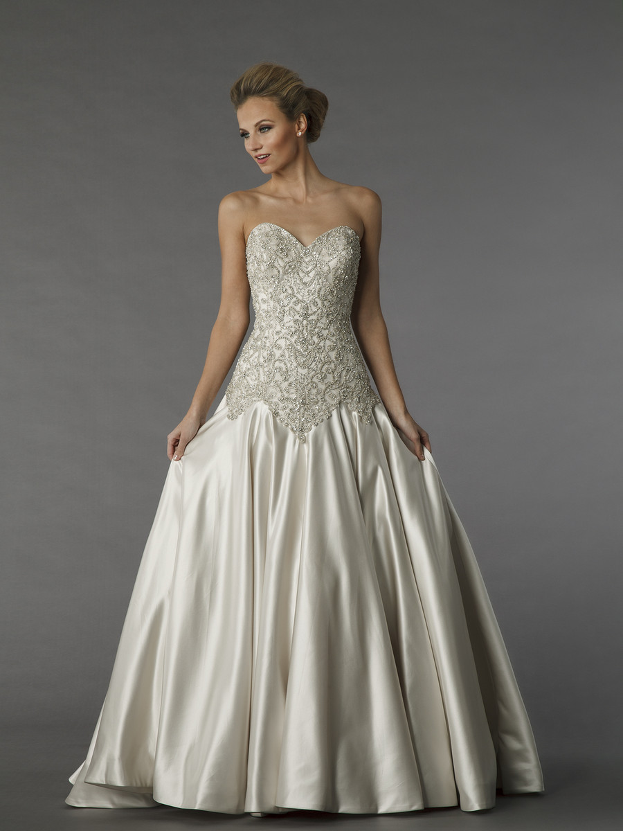 kleinfeld collection wedding dresses photos by kleinfeld