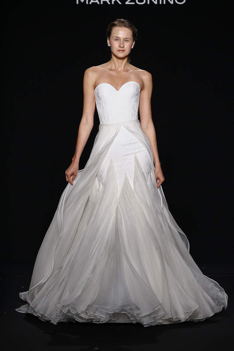 Wedding Dress Designer Mark Zunino