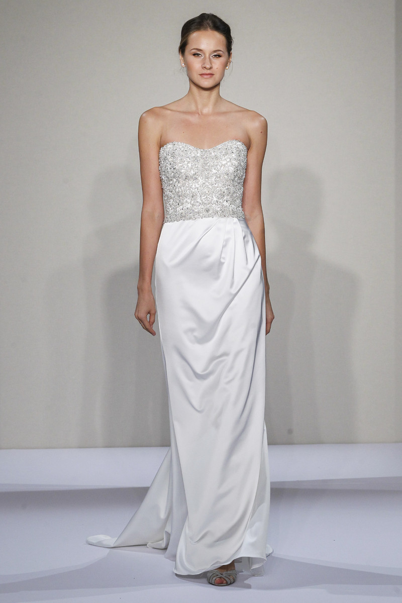 Kleinfeld collection wedding dresses photos by kleinfeld for Rent a wedding dress nyc