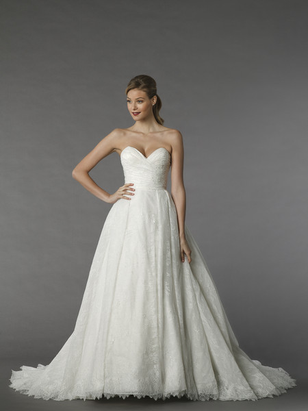 Wedding Dresses Kleinfeld Atlanta : Dennis basso for kleinfeld wedding dresses photos by bridal