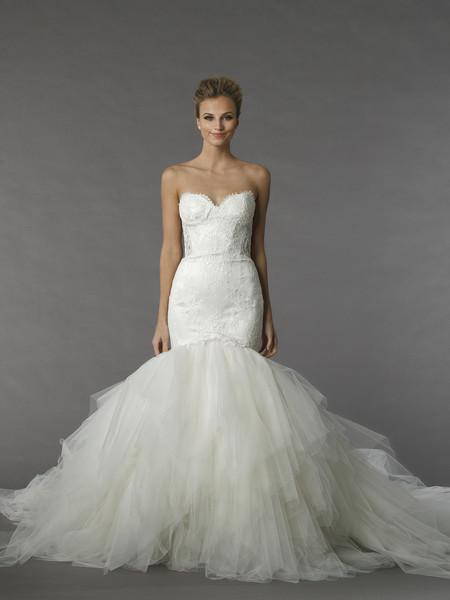 Trumpet Wedding Dresses Kleinfeld : Tornai for kleinfeld wedding dresses photos by bridal