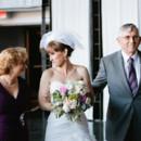 Venue:Max at High Falls  Dress Store:Panache Bridal  Hair Stylist: Scott Miller  Makeup Artist: Kristen Serinis  Floral Designer: Pittsford Florist