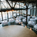 Venue:Max at High Falls  Floral Designer: Pittsford Florist  Rentals:McCarthy Tents & Events  Caterer:Max Rochester