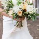 Dress Designer:Melissa Sweet from David's Bridal  Floral Designer: Thistle and Honey