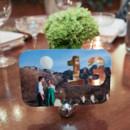Reception Venue/Caterer: Wildflower Restaurant  Floral Designer:Posh Petals