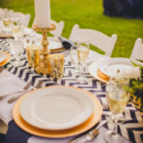 Venue:The Duncan House  Event Planner:Jet Set Wed  Floral Designer:Patty's Flower Shop  Rentals:Grand Rental Station Party Plus