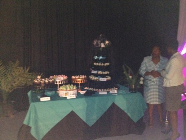 1428366884585 Havana Nights Tampabaywomanoftheyear Tampa wedding cake