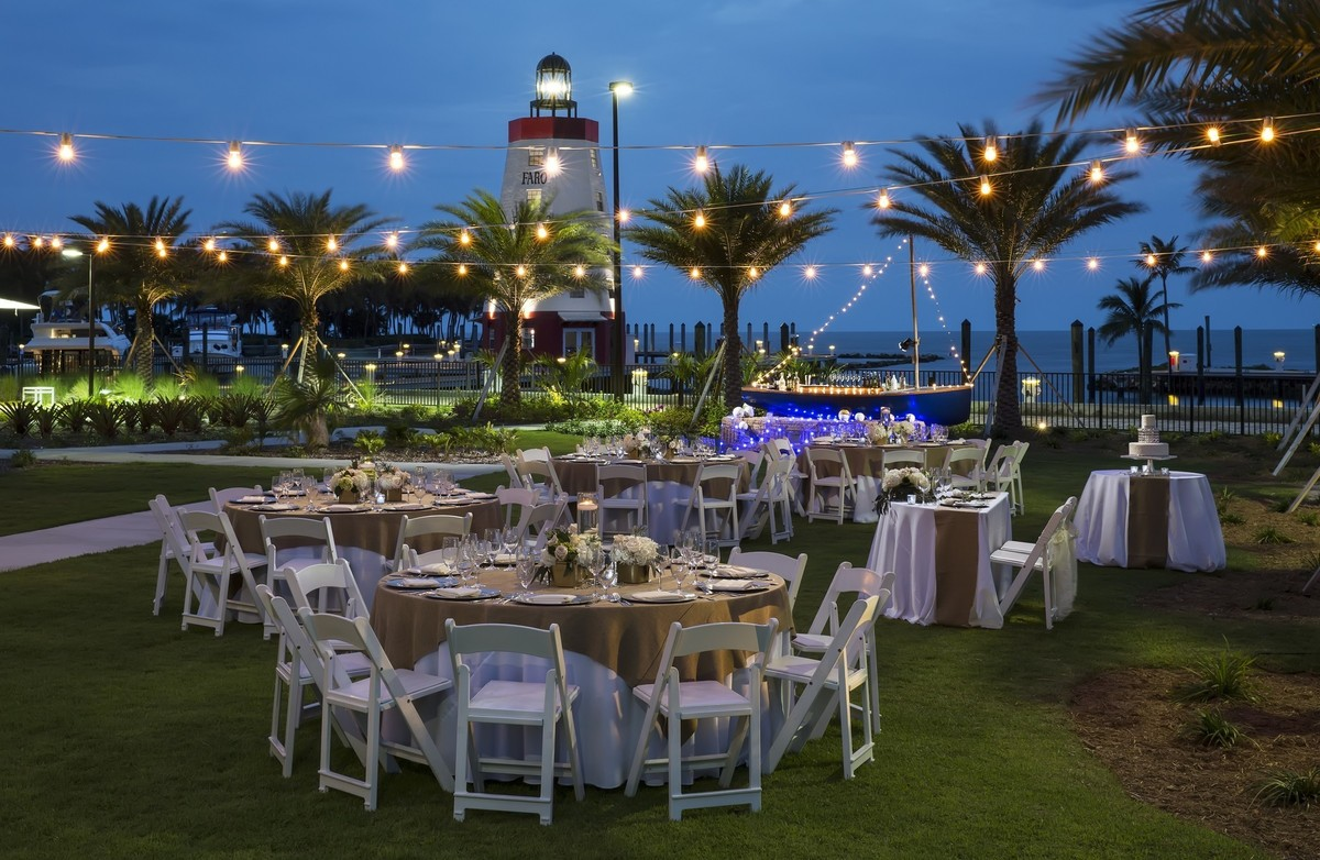 Faro Blanco Resort Amp Yacht Club Venue Marathon Fl