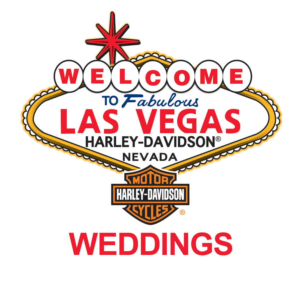 Las Vegas Harley Davidson Weddings - Venue - Las Vegas, NV - WeddingWire
