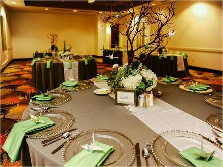 Parker wedding venues reviews for venues for Hilton garden inn denver cherry creek
