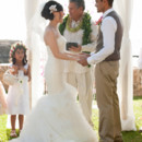 Venue: Lanikuhonua  Event Planner: Divine Weddings and Events LLC  Officiant: Boyd