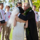 Venue:Lanikuhonua  Event Planner:Divine Weddings and Events LLC  Officiant:Boyd