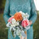 Bridesmaid Dresses:Anthropologie  Floral Designer:Floral and Bloom