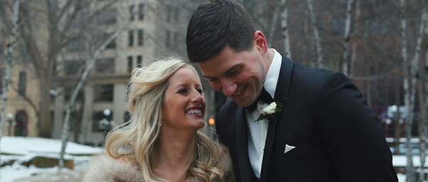 1449813620245 Winter Wedding Video Minneapolis wedding videography