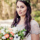Venue: Costanoa Lodge and Resort  Event Planners: Tessa Rosichan and Asia Carpenter   Dress Designer: Martina Liana  Floral Designer: La Fleuriste and Blue Heron Farms