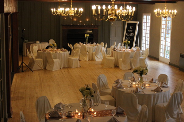 The Overlook Grill Kent Oh Wedding Venue
