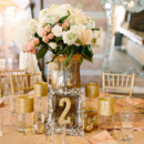 Reception Venue: Hoffman Haus  Event Planner: Annabelle Mode and Evelyn Washburne   Floral Designer: Sprout