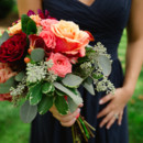 Bridesmaid Dresses:Mori LeefromPatina Bride and Formal Wear  Floral Designer/Caterer/Cake:Love is in the Air - Decor, Florals, Cakes & Catering