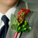 Groom and Groomsmen Attire: Men's Wearhouse  Floral Designer/Caterer/Cake: Love is in the Air - Decor, Florals, Cakes & Catering