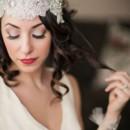 Dress Designer:Claire PettibonefromKleinfeld Bridal  Hair Stylist: Gabrielle Kotelnicki  Makeup Artist: Genna Verde