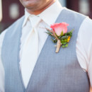 Groom and Groomsmen Attire: Classic Tux  Floral Designer: Floral Arts of Westford