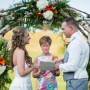Venue: The Barn at Gibbet Hill  Officiant: Maria Arrao